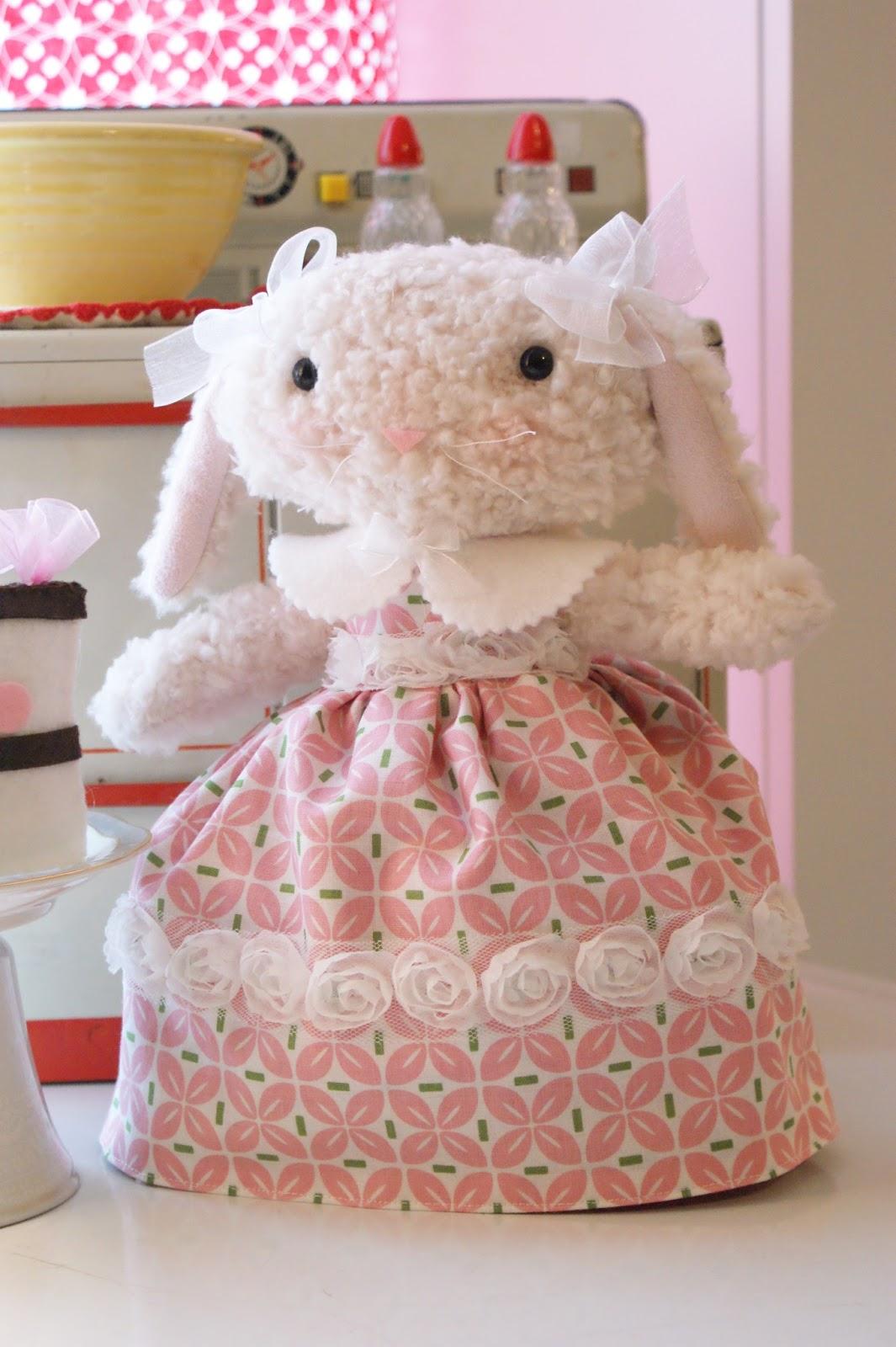 Doll Pick Cake Topper