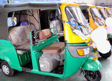 New Auto Rickshaw from TVS-4