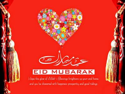 eid mubarak 2015 message