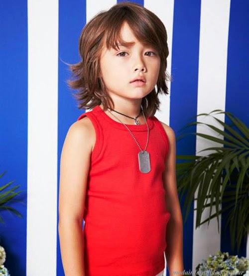 little akiabara moda en ropa nenes verano 2014