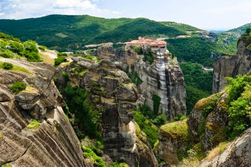 Le Meteore - Kalambaka  (Grecia)