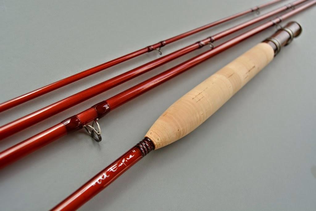 The fiberglass manifesto rod catalog old empire e glass for Fiberglass fishing rods