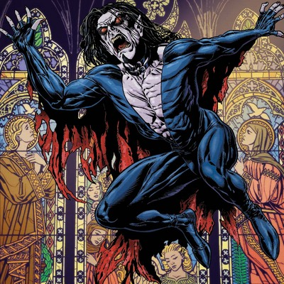Morbius the Living Vampire Character Review - 4