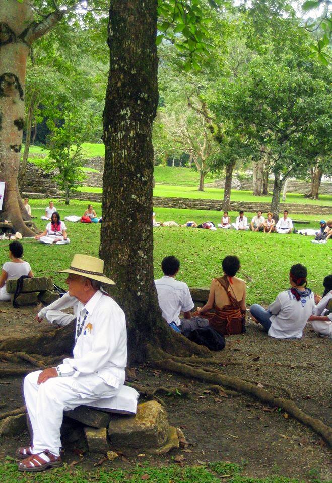 ¡INICIA LA PRIMAVERA! Sábado 21 de marzo Ceremonia Maya de Primavera en Casa Utrilla
