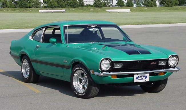 Todo Sobre Ruedas: 1969 - 1977 Ford Maverick