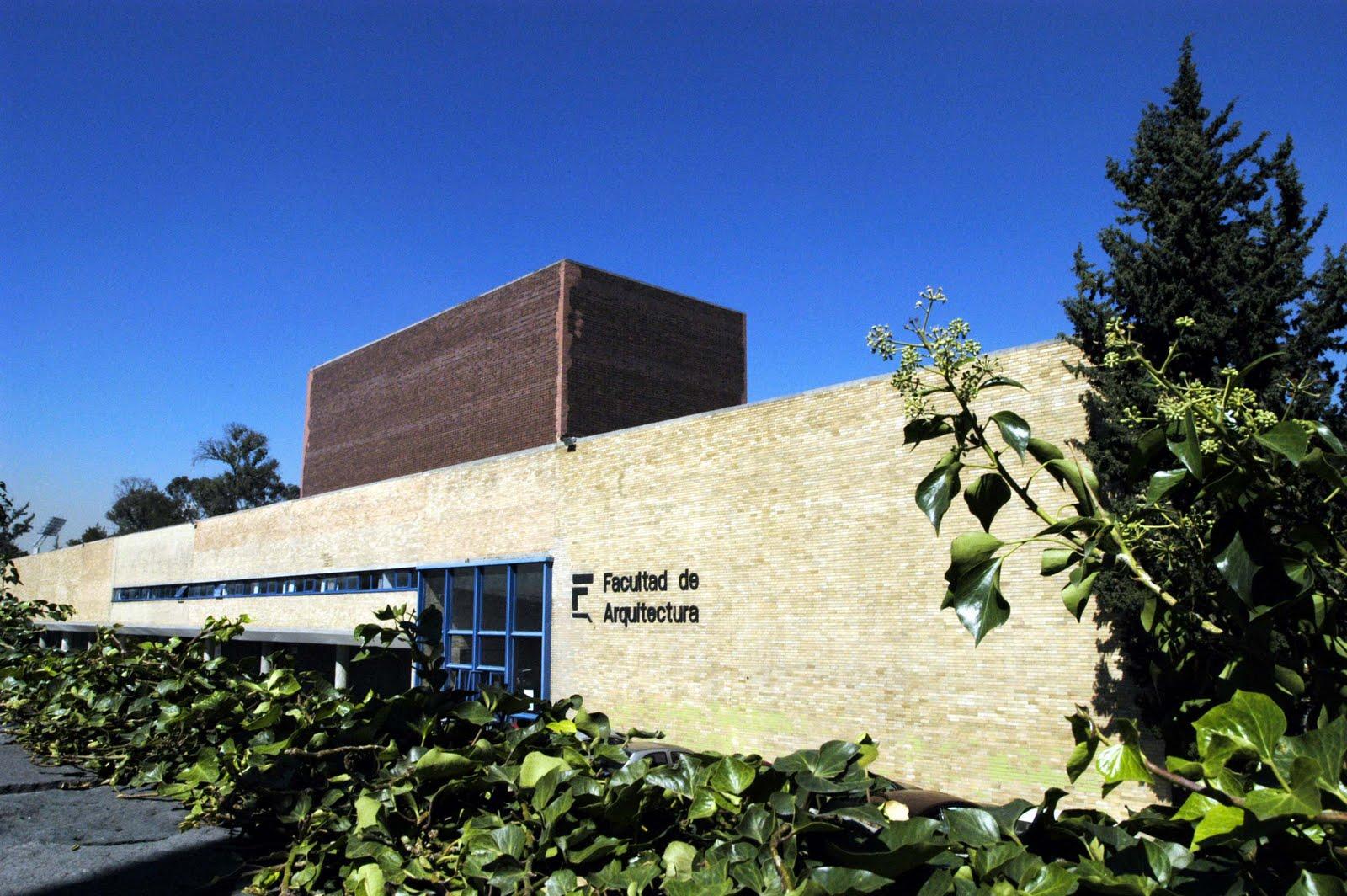 Omar arquitectura for Facultad arquitectura