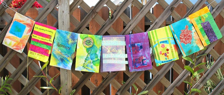 Creative Circle Prayer Flags