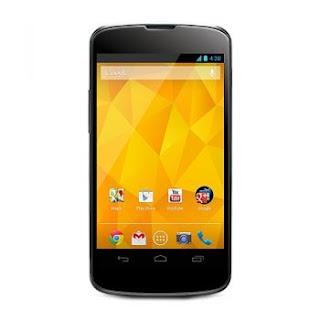 noul telefon nexux 4 de la Google