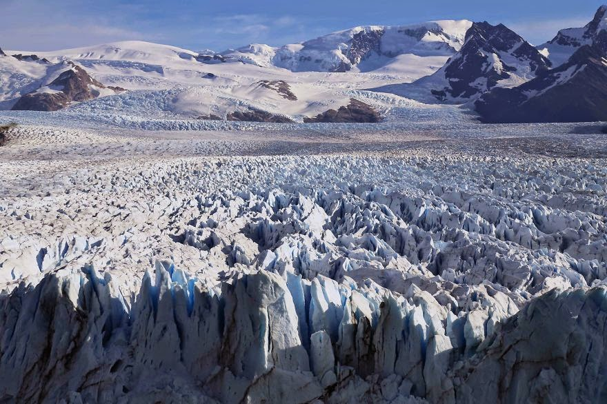 #1 Perito Moreno Glacier, Argentina - 17 Beautiful Places I Photographed During My 8-Month Trip To Latin America