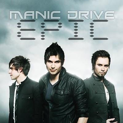 Epic Manic Drive Epic Manic Drive