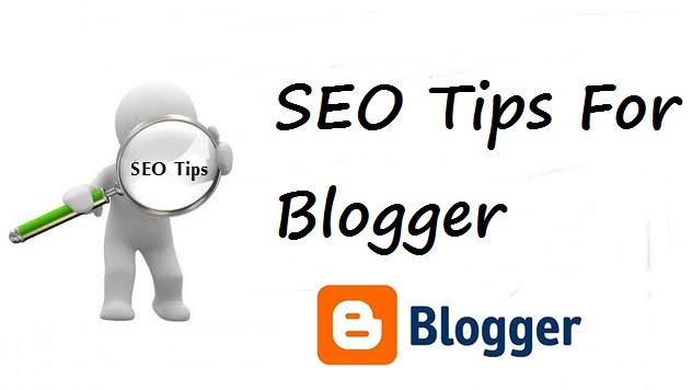 Improve Blogger SEO
