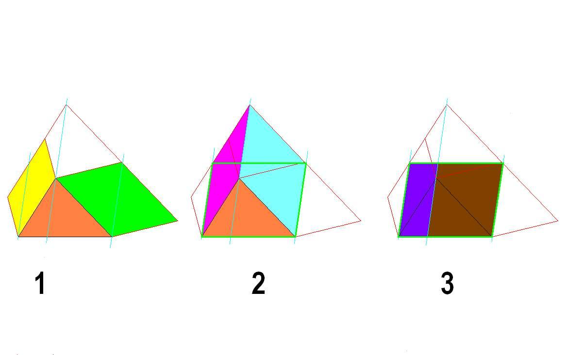 demostracion de teoremas de geometria: