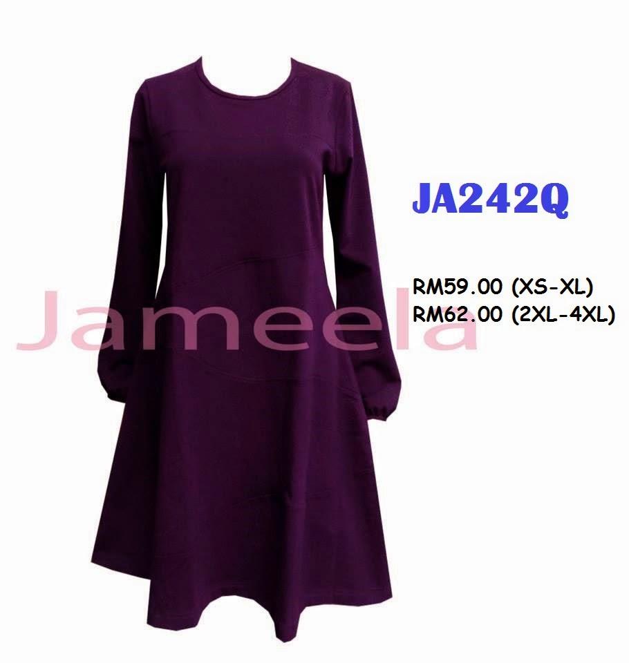 T-shirt-Muslimah-Jameela-JA242Q