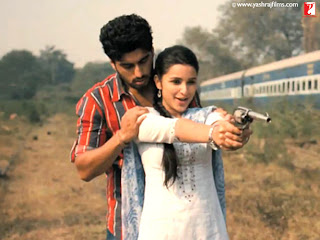 Yashraj's Ishaqzaade movie stills