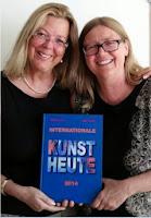 Helga König im Gespräch mit Martina Kolle und Dr. Ingrid Gardill - Internationale Kunst Heute 2014