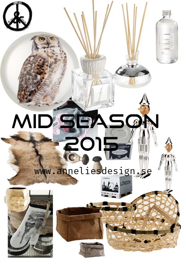 mid season, rabatt, webbutik, webbutiker, inredning, inredningsdetaljer, korgar, papperskrukor, pinocchio, silver, doftpinnar, svampar, nötknäckare, tvålar, getskinn, skinn, grillhandske, krukor, ansikte, rea, utförsäljning, anneliesdesign, annelies design & interior,