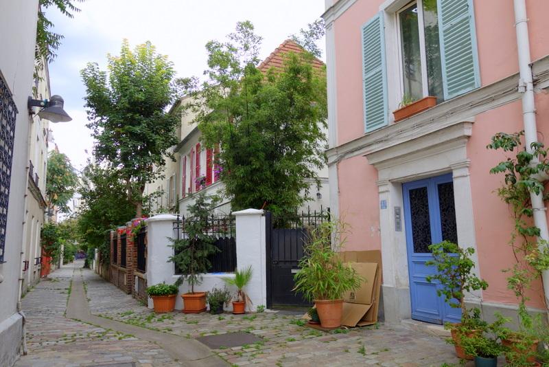 Paris Villa De L 39 Adour L 39 Esprit Du Vieux Belleville