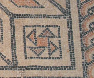 girandola mosaico Mantova