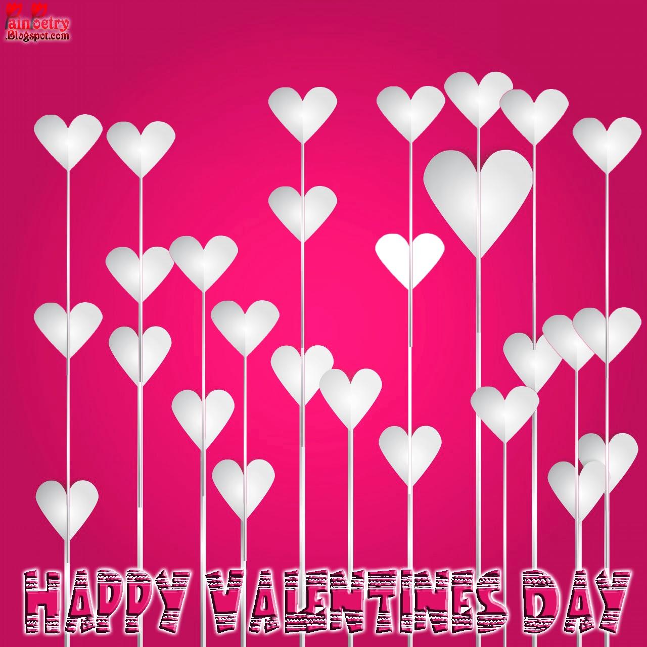 Happy-Walentines-Day-Hearts-Globe-Lights-HD