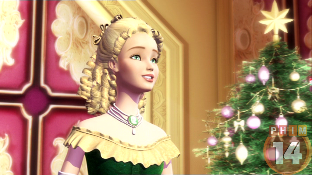 Barbie Giáng Sinh Yêu Thương Barbie in A Christmas Carol the old barbie movies 27864879 1024 576