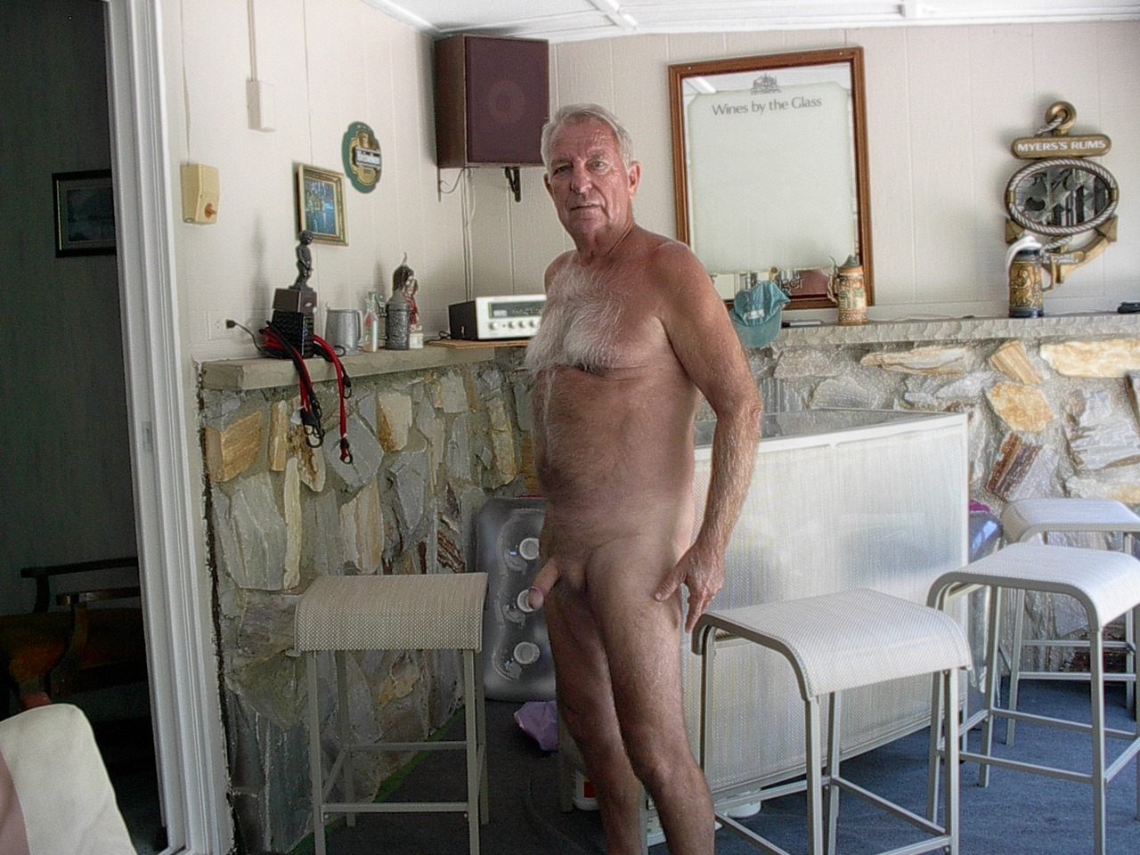 silvermen naked - male hairy naked - daddy senior