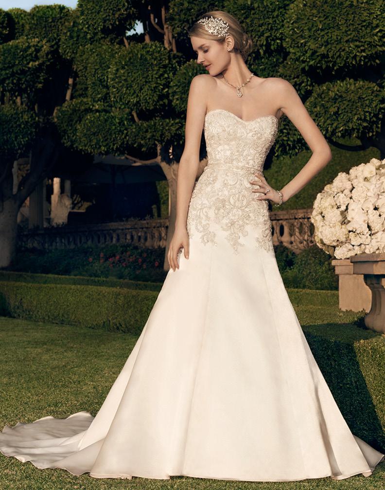 Casate y Punto: Victoria Ames Vestidos de Novia
