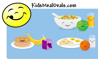 Kids Eat Free and Kids Meal Specials