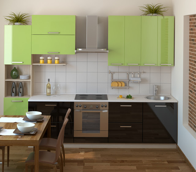 Kitchen Design Ideas For Small Kitchens