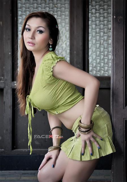 Foto Baby Margaretha FaceMagz Asia 2013 - Ada Yang Asik
