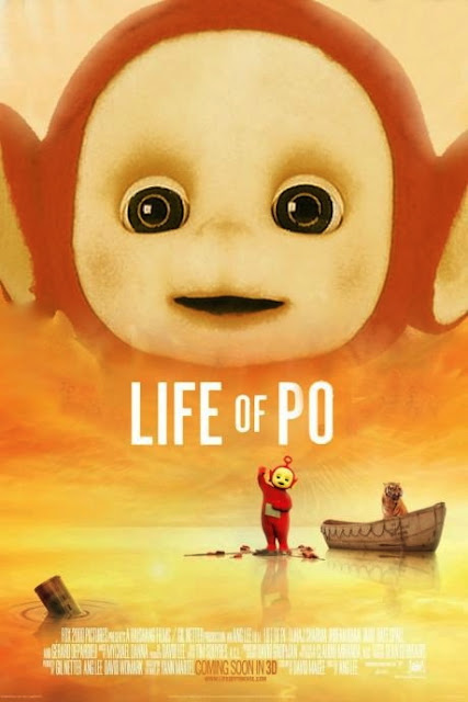La Vida de Po, un MashUp un tanto inquietante