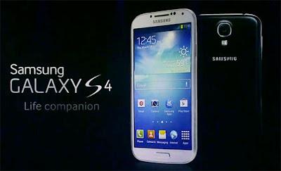 5 Ponsel Android Terbaik 2013, samsung galaxy s4