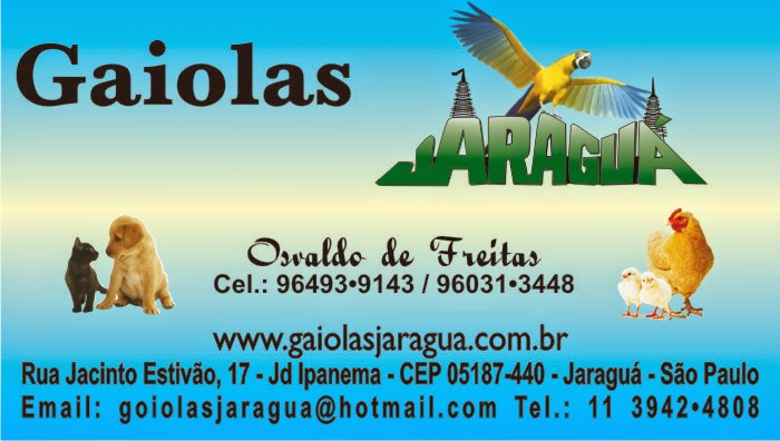 Gaiolas Jaragua