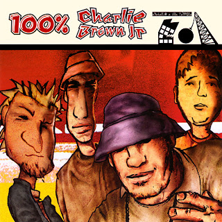 100% Charlie Brown Jr. Abalando a Sua Fábrica CD Capa