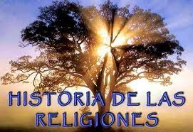 historia de las religiones.