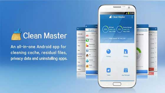 clean master android app,app for android