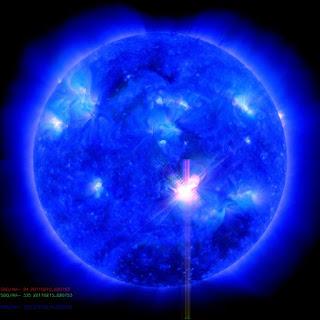 SolarStorm2011.2.15-Nasa-SDO