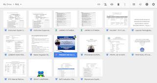 Berkas berkas OJL 2015 Lengkap
