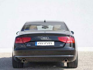 Audi A8 Diesel 4.2 Tdi specs