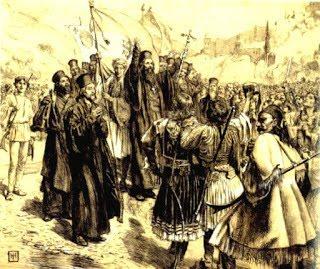 Όταν οι καλόγεροι πολεμούσαν, οι νενέκοι προσκυνούσαν…