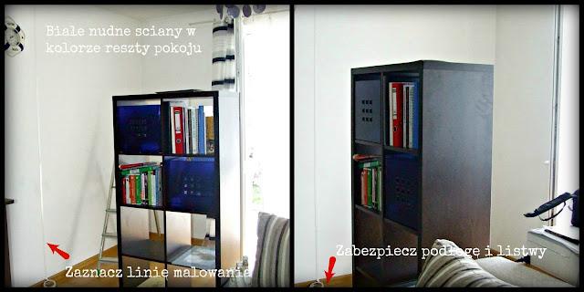 pomysł na biuro w domu Eco Manufaktura