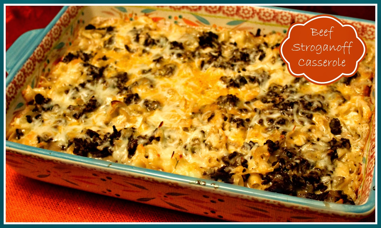 beef stroganoff casserole recipe yummly easy ground beef stroganoff ...