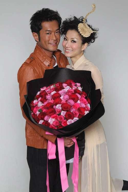 Sammi Cheng urges Louis Koo to wed ~ HOT NEWS ASIAN