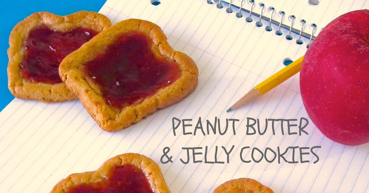 PB & J Cookies - Lindsay Ann Bakes