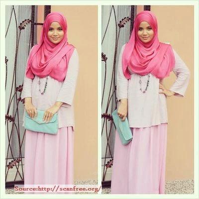 Hijab moderne et chic