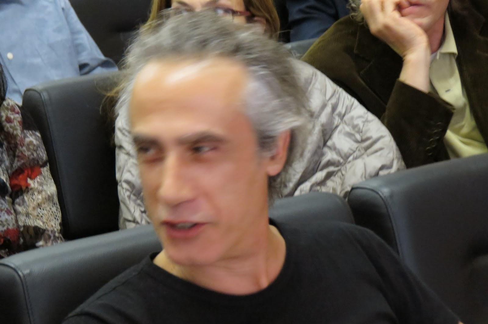 Premio Chiara 2013: 2° è Marco Vichi