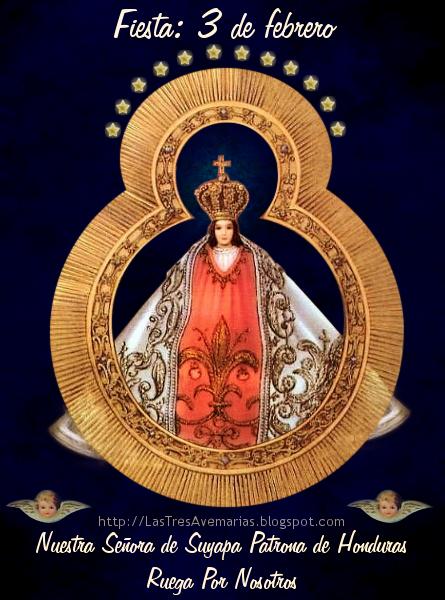 La Virgen De Suyapa
