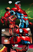 IRON PATRIOT VS CAPITÁN AMÉRICA (BUCKY) (iron patriot vs wolverine)