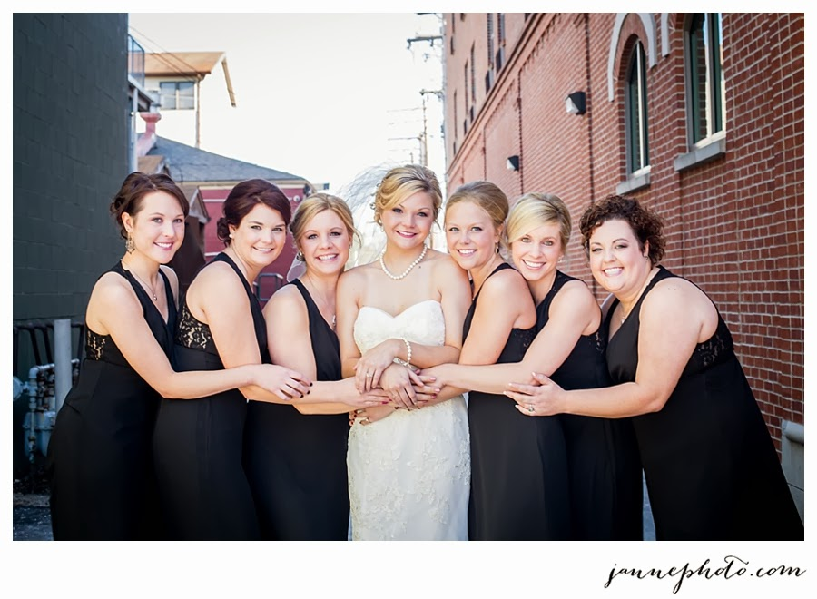 Black-Long-Bridesmaid-Dress