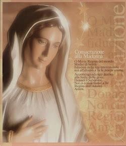 MARIA LA MADRE NOSTRA