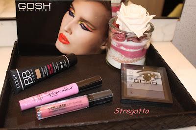 gosh cosmetics  sofisticata e misteriosa